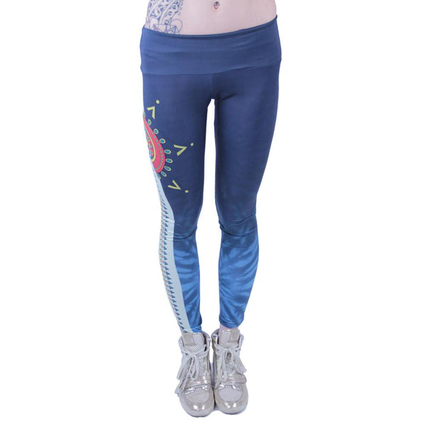 Strange Nature Colorado Aztec Leggings - Grassroots California - 2