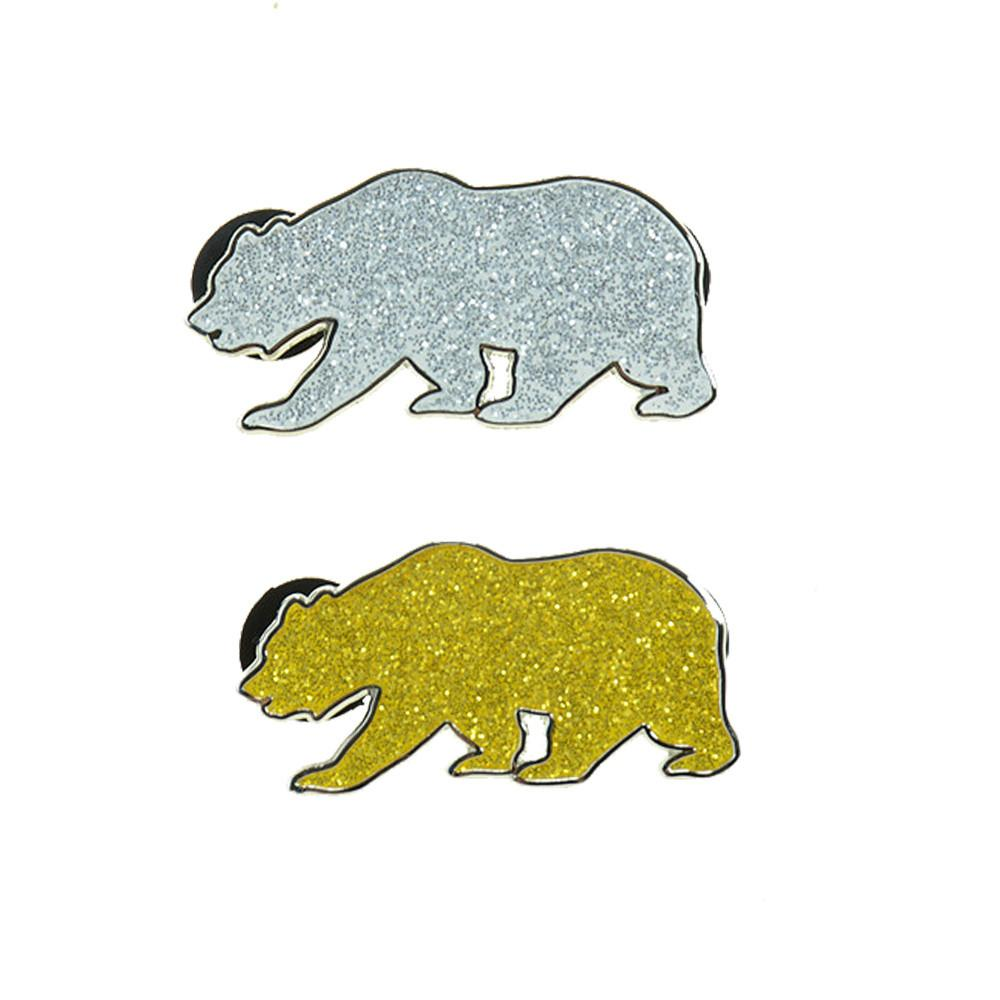 Glitter Bear Pin Combo Pack