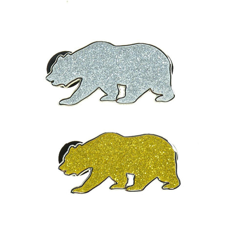 Glitter Bear Pin Combo Pack - Grassroots California - 1