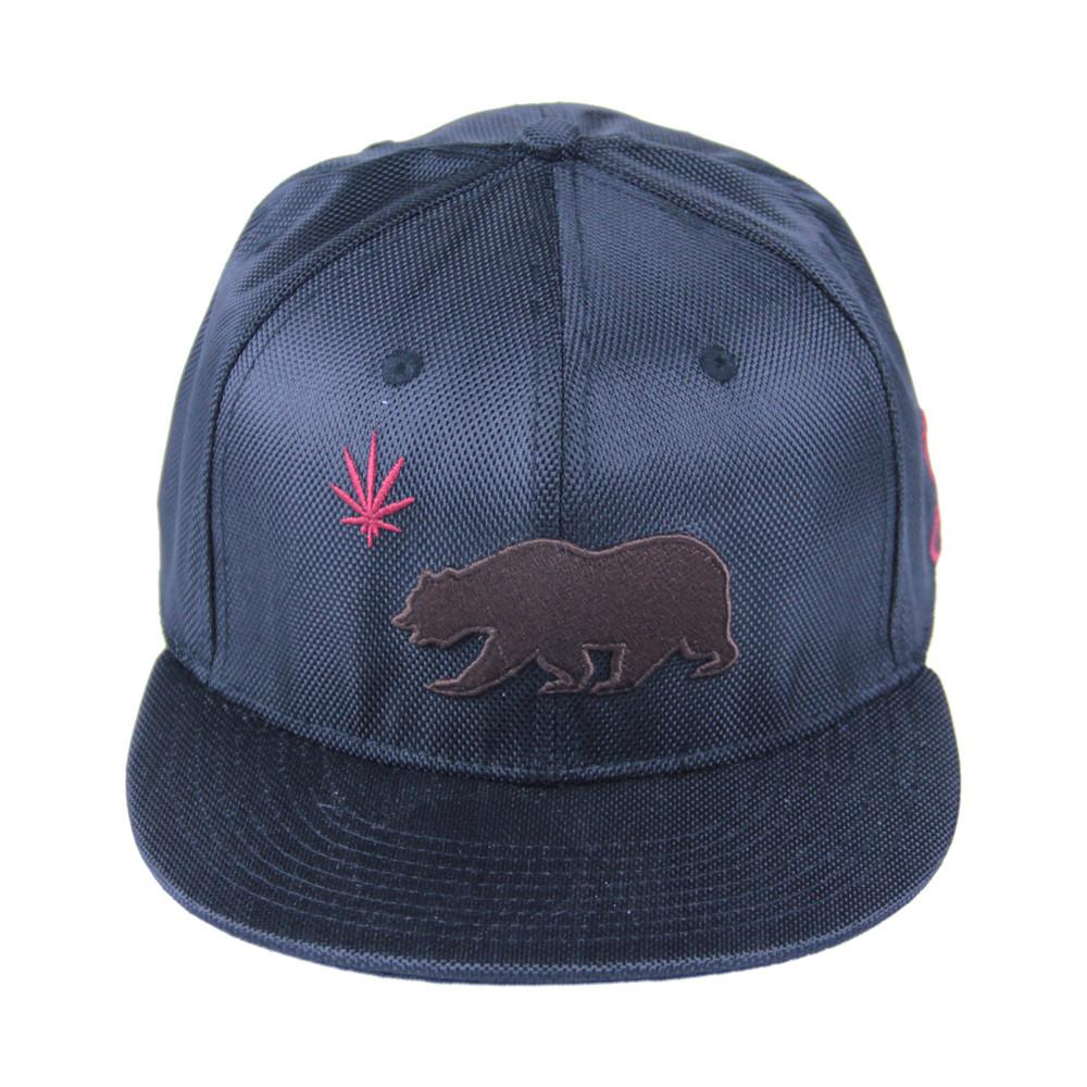 Cali Kush Black Ballistic Fitted