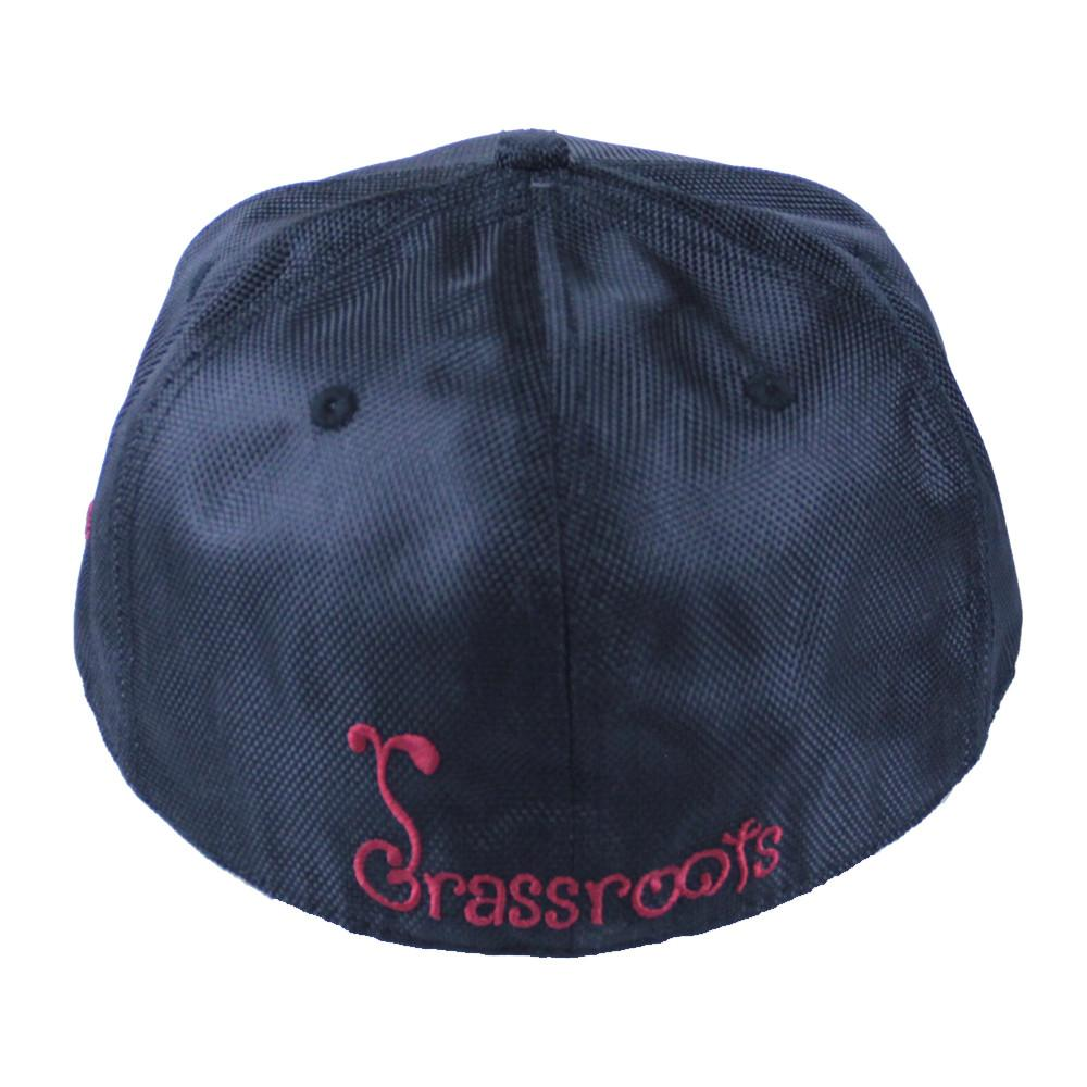 Cali Kush Black Ballistic Fitted - Grassroots California - 5