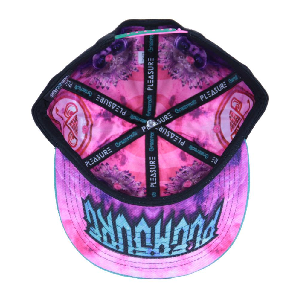 Pleasure Snapback - Grassroots California - 2