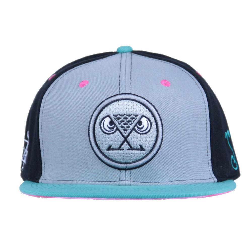 Pleasure Snapback - Grassroots California - 3
