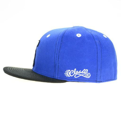 Classic G Sprout Blue Fitted - Grassroots California - 3