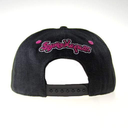 Squeedlepuss Basic Snapback - Grassroots California - 4
