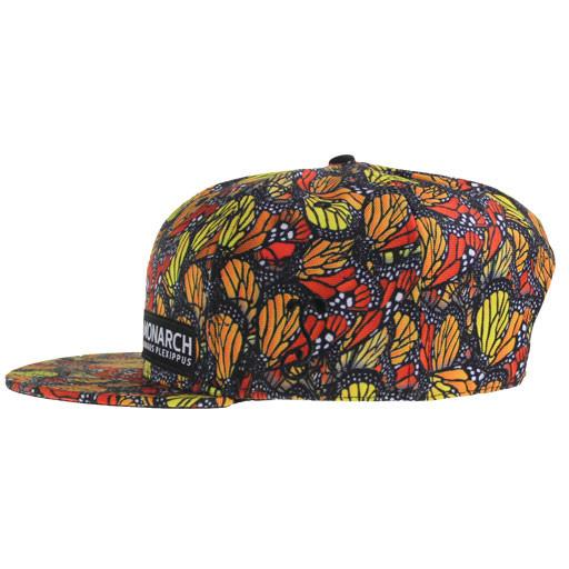 Monarch Butterfly Fitted - Grassroots California - 3