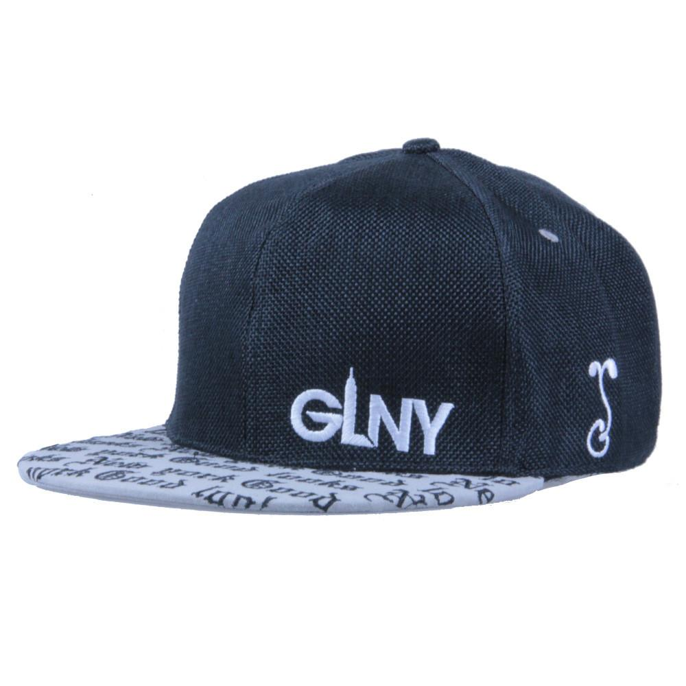 Good Looks NY Black Fitted - Grassroots California - 1
