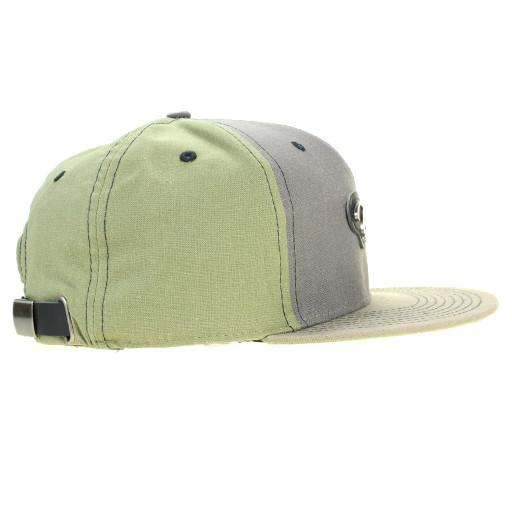 Toro Glass Gray Strapback - Grassroots California - 2