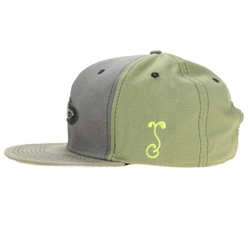 Toro Glass Gray Strapback - Grassroots California - 3
