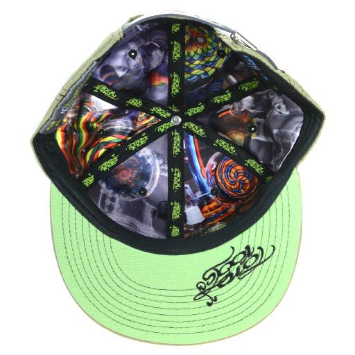 Toro Glass Gray Strapback - Grassroots California - 5