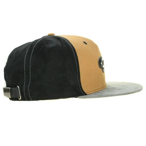 Toro Glass Brown Strapback - Grassroots California - 2