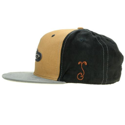 Toro Glass Brown Strapback - Grassroots California - 3