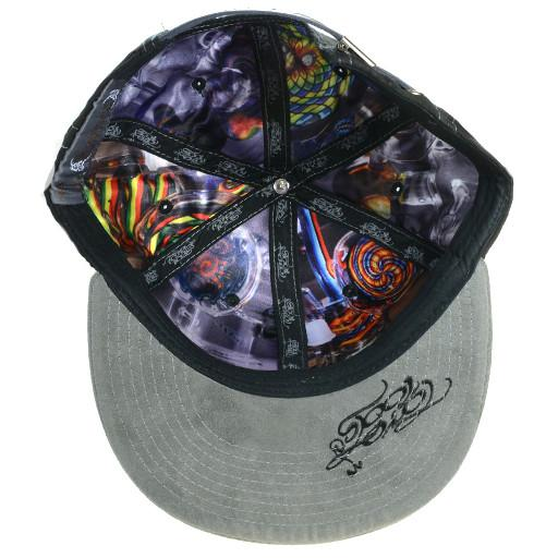 Toro Glass Brown Strapback - Grassroots California - 5