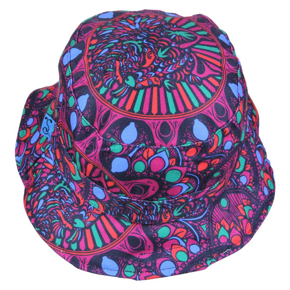 Hulaween 2016 Reversible Bucket - Grassroots California - 3