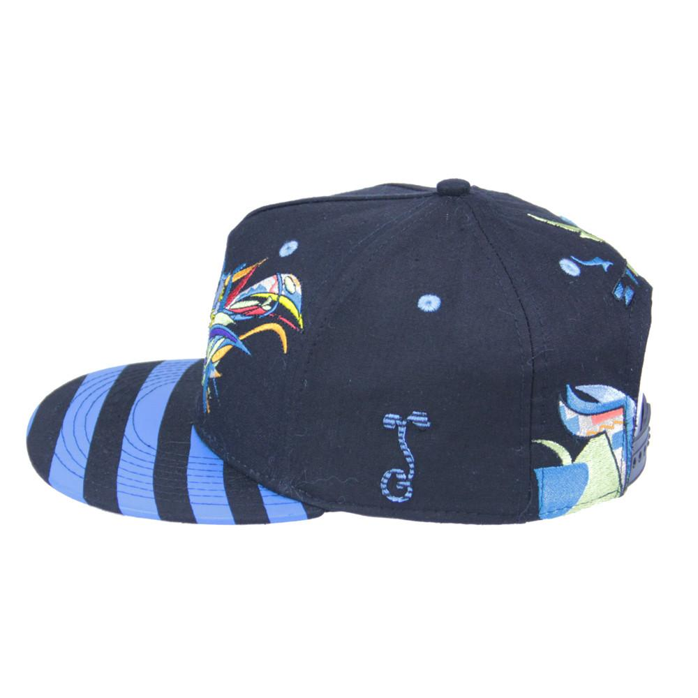 Stownthentic Black Snapback - Grassroots California - 5