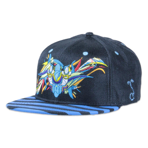 Stownthentic Black Fitted - Grassroots California - 1