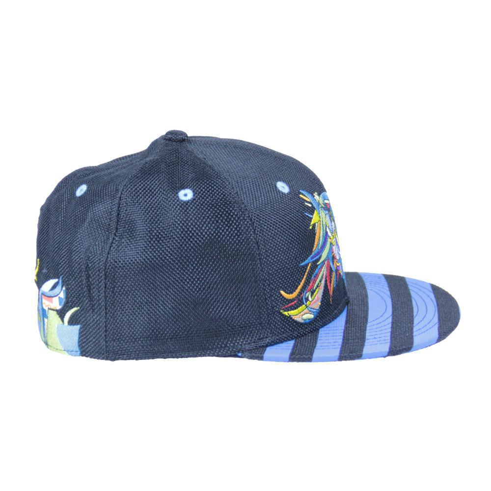 Stownthentic Black Fitted - Grassroots California - 4