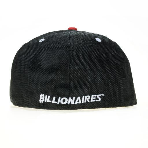 Billionaires Chief Red Fitted - Grassroots California - 4