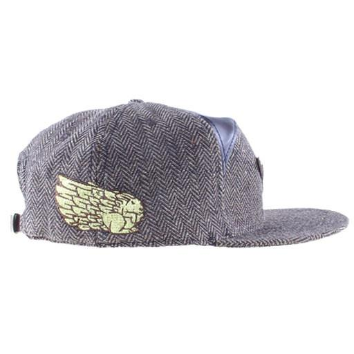 Jeremy Fish 6 Panel Metal Strapback - Grassroots California - 2