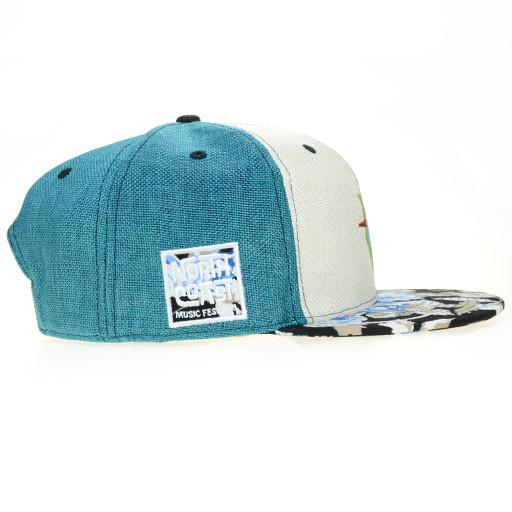 North Coast 2015 White Snapback - Grassroots California - 2