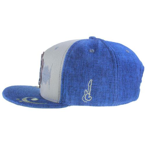 Bass Physics Blue Strapback - Grassroots California - 2