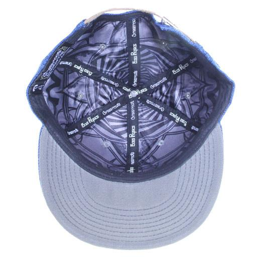 Bass Physics Blue Strapback - Grassroots California - 5