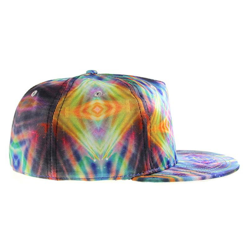 Saxton ROYGBIV Full Shallow Fitted - Grassroots California - 2