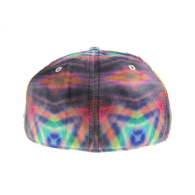 Saxton ROYGBIV Full Shallow Fitted - Grassroots California - 4