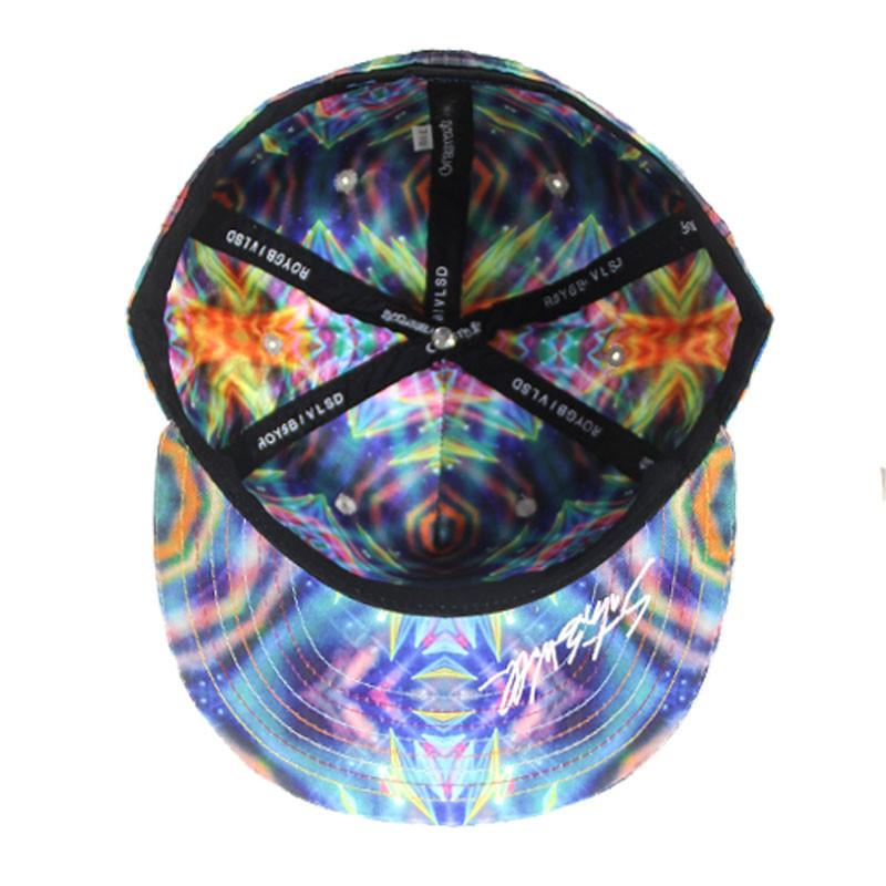 Saxton ROYGBIV Full Shallow Fitted - Grassroots California - 5