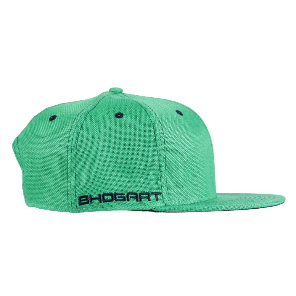 BHOgart Turtle Power Green Snapback - Grassroots California - 4
