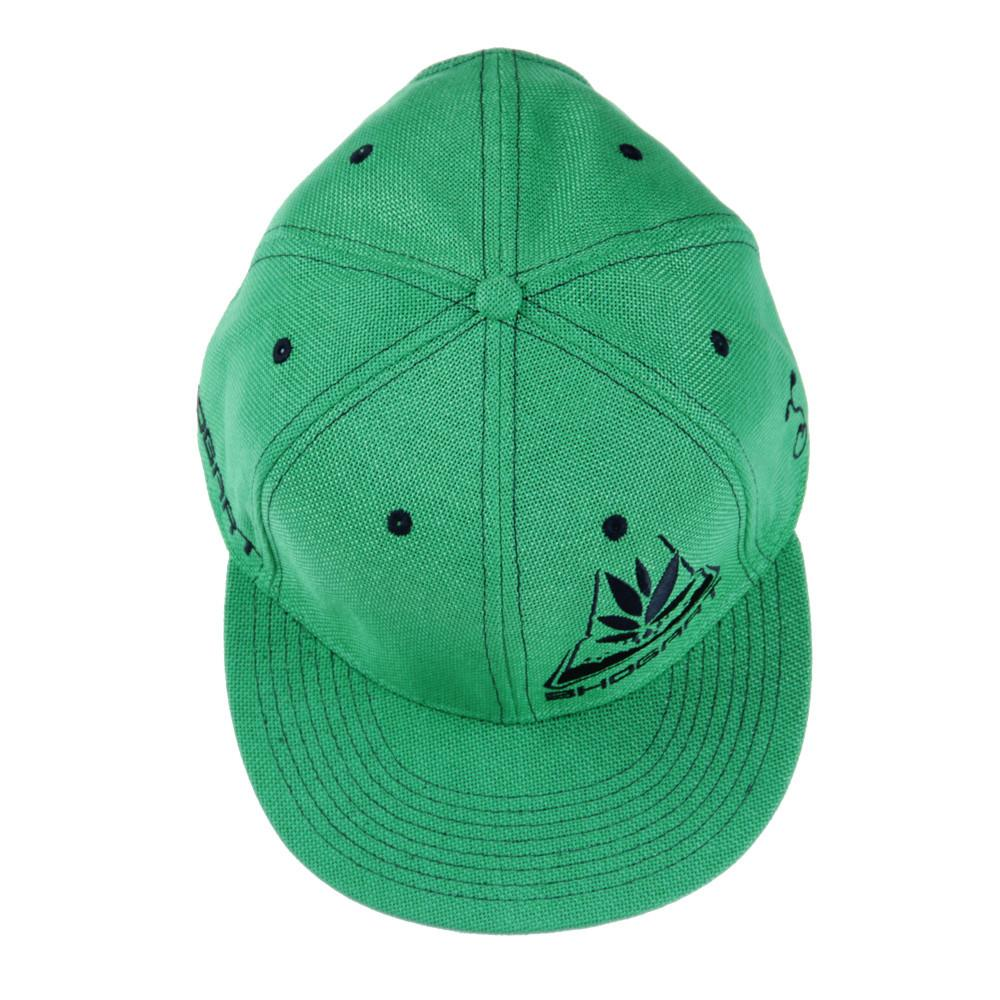 BHOgart Turtle Power Green Snapback - Grassroots California - 6