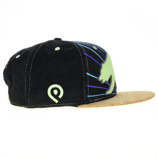 Wear The Party Black V2 Snapback - Grassroots California - 2
