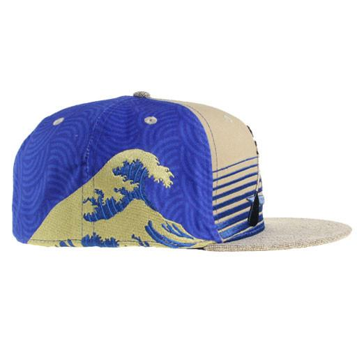 Great Wave Bear Fitted - Grassroots California - 2