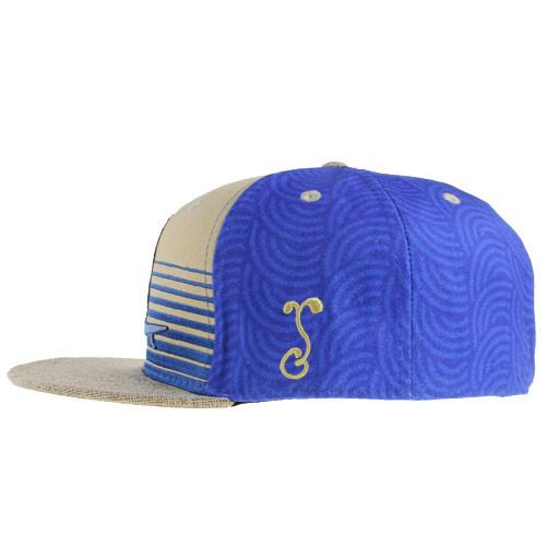 Great Wave Bear Fitted - Grassroots California - 3