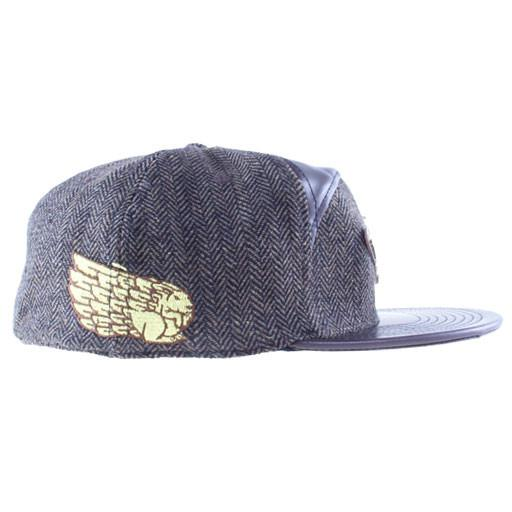 Jeremy Fish 6 Panel Metal Fitted - Grassroots California - 2