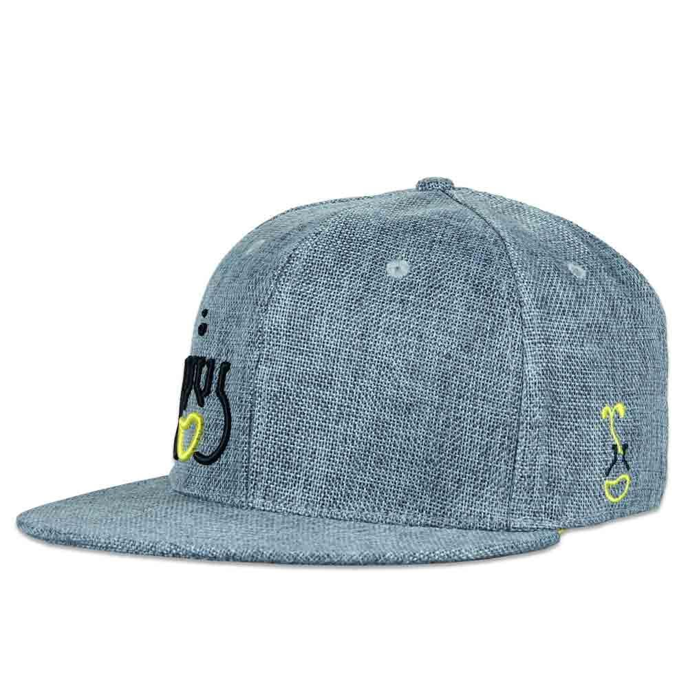 TC Labs Gray Fitted