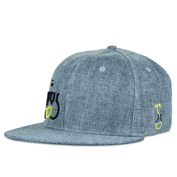 TC Labs Gray Fitted - Grassroots California - 1