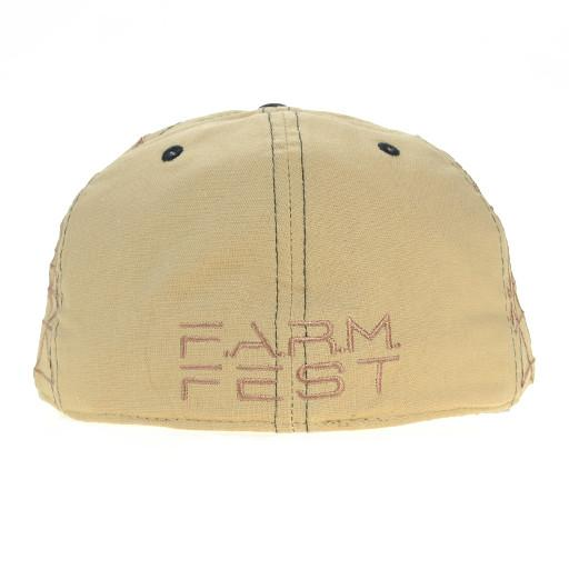 Farm Fest 2015 Tan Fitted - Grassroots California - 4
