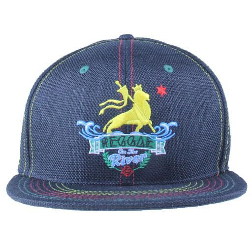 Reggae on the River 2015 Black Fitted