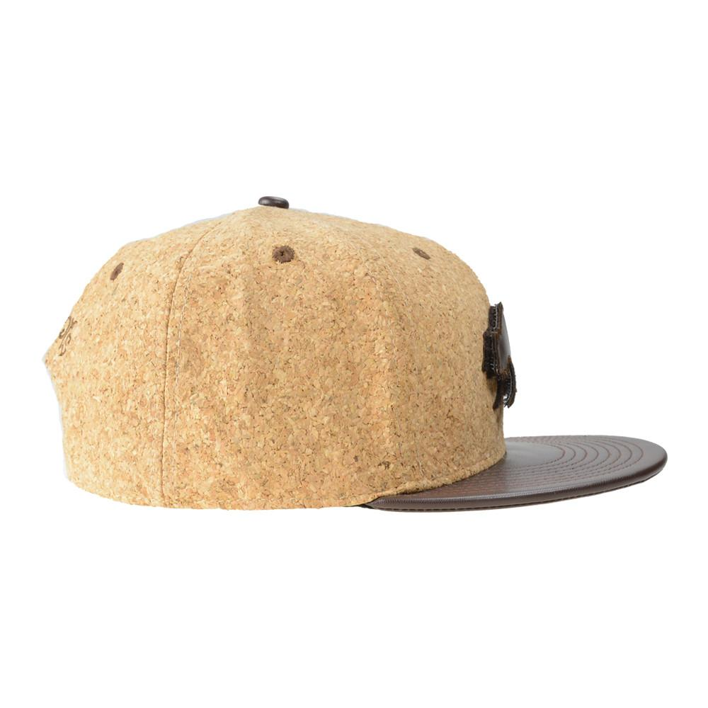 Removable Bear Cork Snapback - Grassroots California - 3