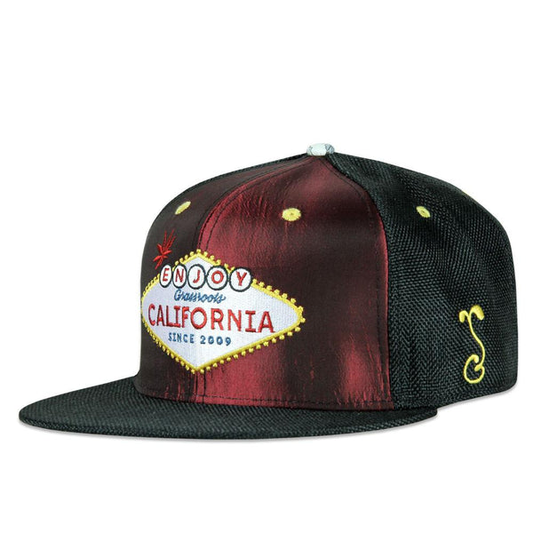 Enjoy California Lenticular Snapback
