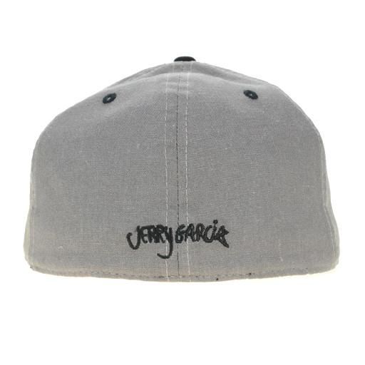 Jerry Garcia Guys Gray Fitted - Grassroots California - 6