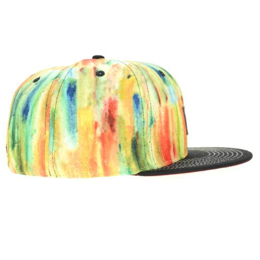 Jerry Garcia Watercolor Fitted - Grassroots California - 2