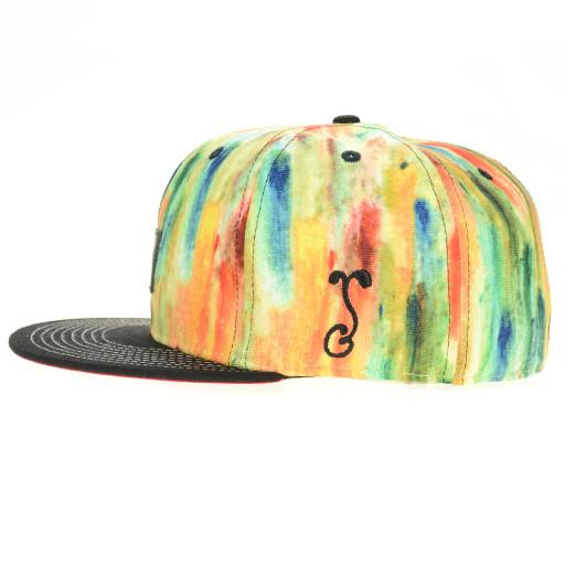 Jerry Garcia Watercolor Fitted - Grassroots California - 3