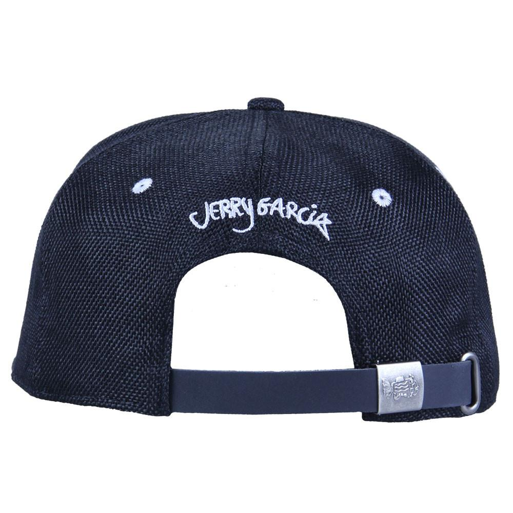 Jerry Garcia Waves Shallow Strapback - Grassroots California - 7