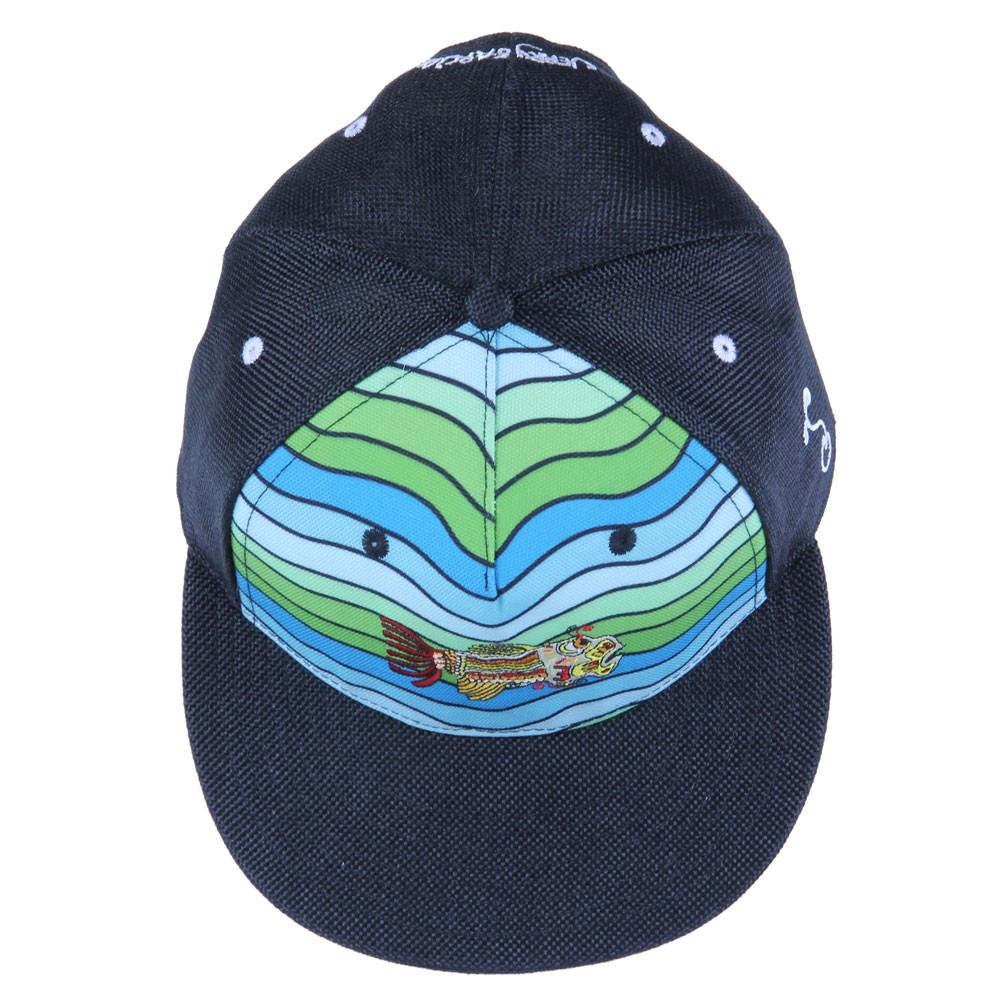 Jerry Garcia Waves Shallow Strapback - Grassroots California - 9