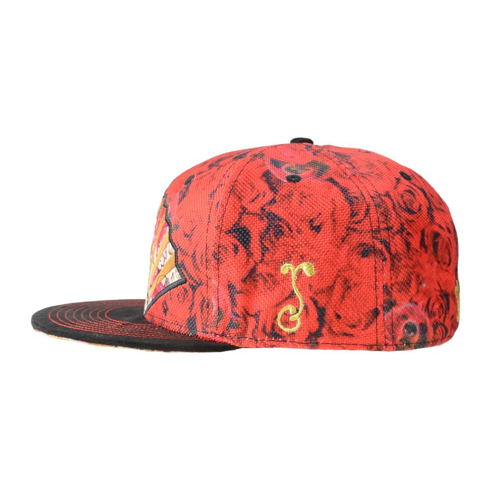 Flamenco Barcelona Fan Fitted - Grassroots California - 3
