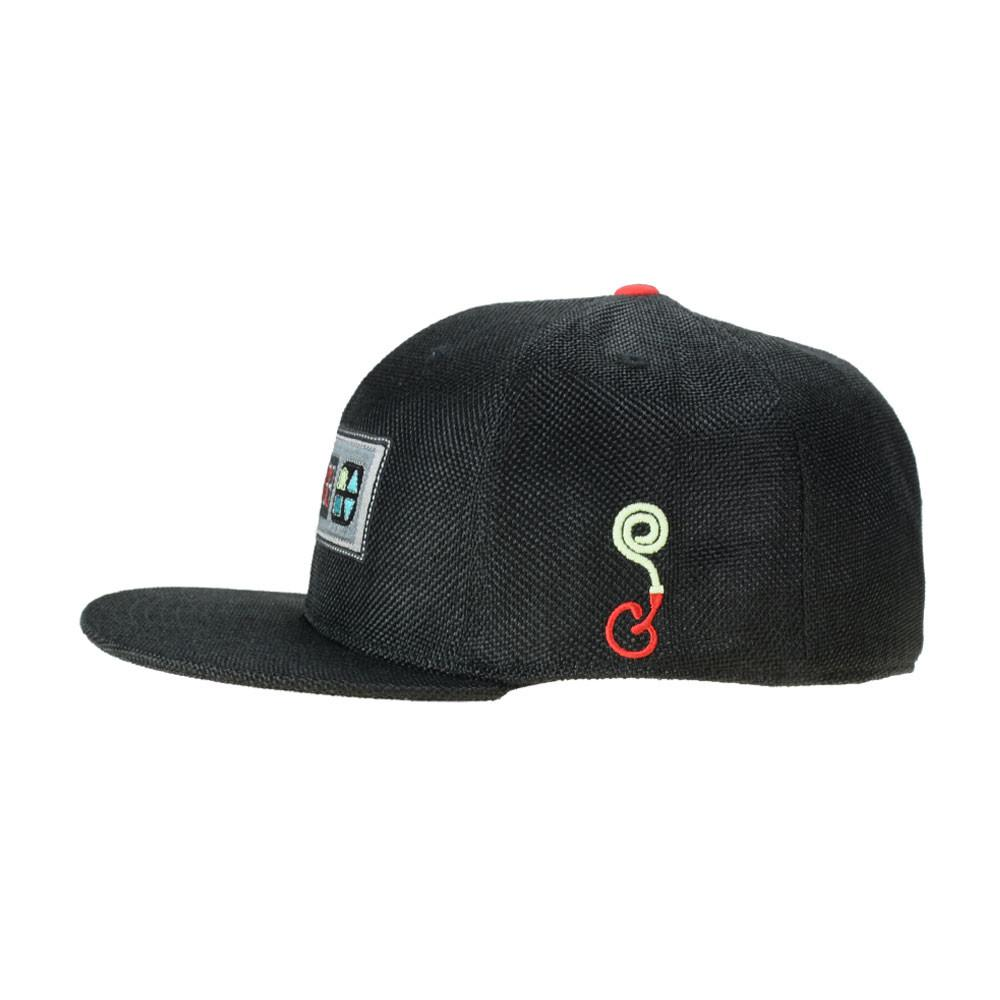 DNail Black Fitted - Grassroots California - 3