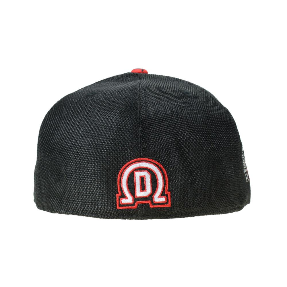 DNail Black Fitted - Grassroots California - 4