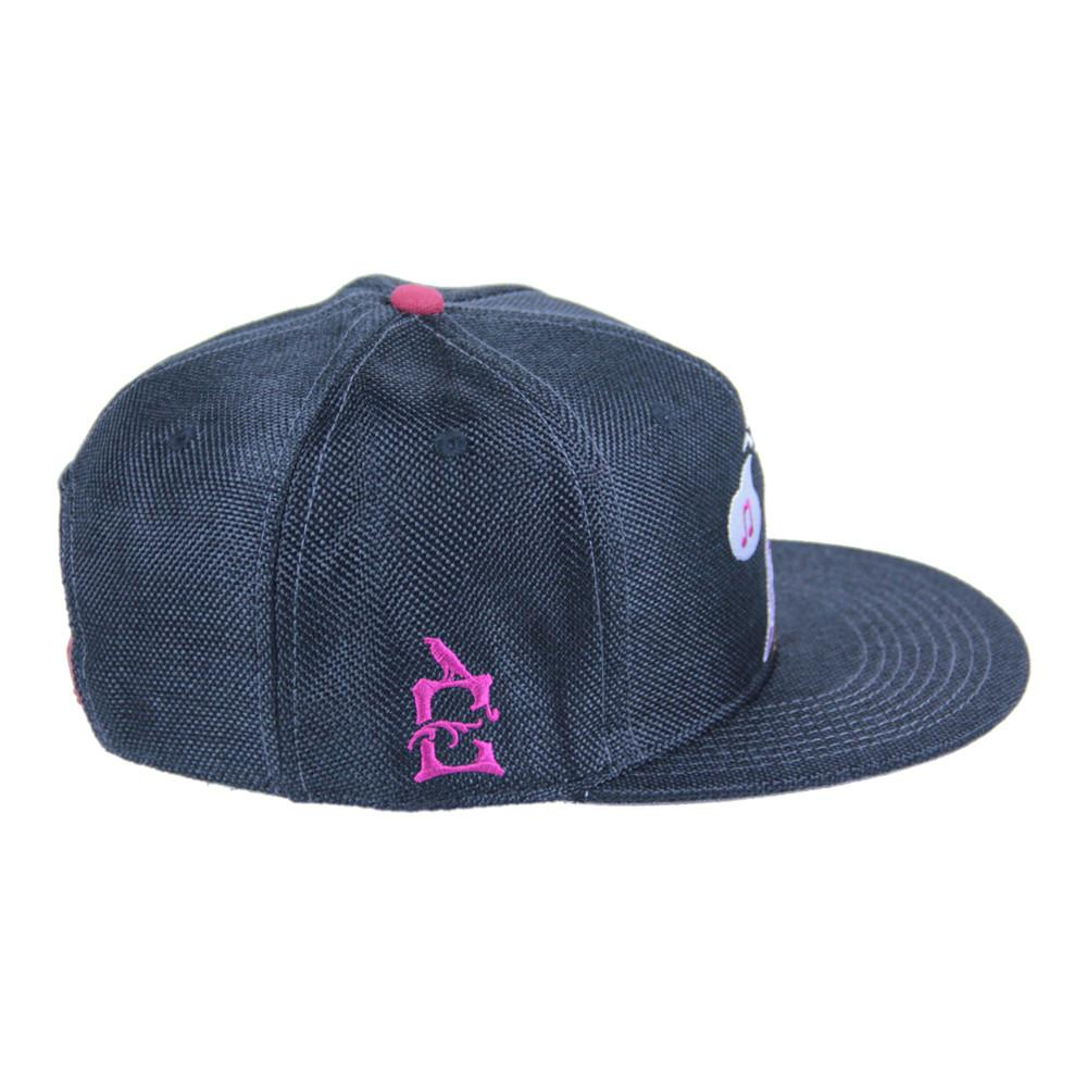 Eligh Black Snapback - Grassroots California - 3